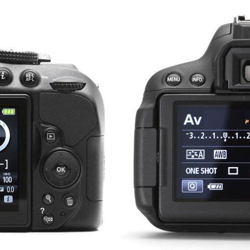 Réglages du Nikon D5300